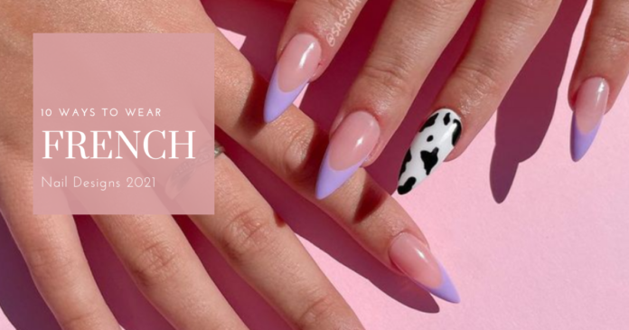 French nail manicure by sassnailartistry